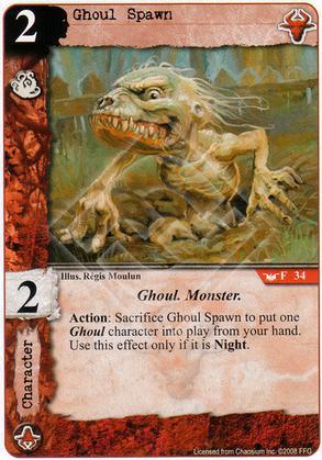 Ghoul Spawn