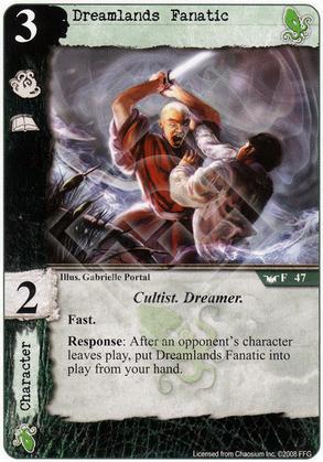 Dreamlands Fanatic