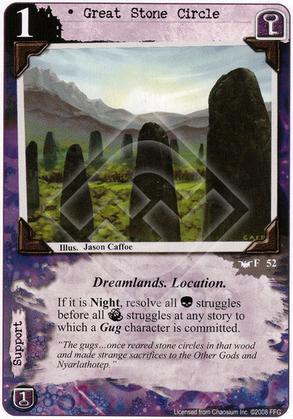 Great Stone Circle