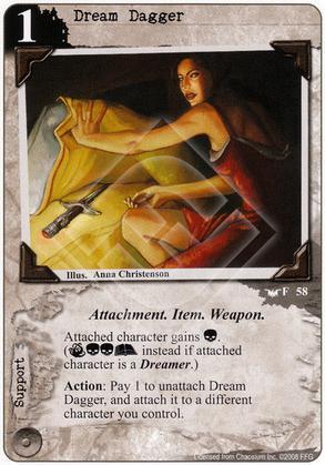 Dream Dagger