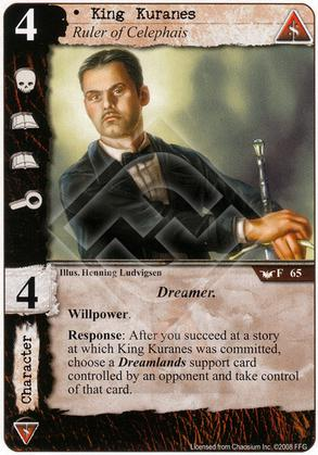 King Kuranes