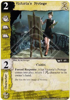 Victoria's Protege