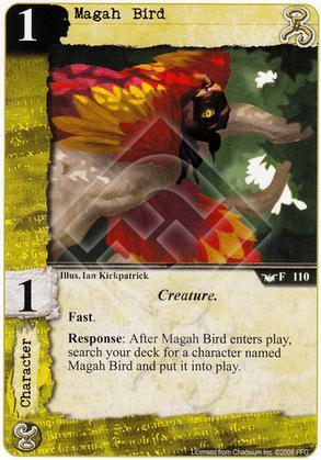 Magah Bird