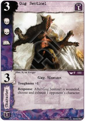 Gug Sentinel