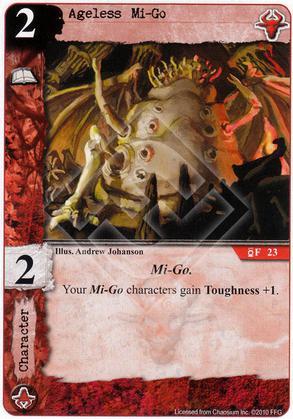 Ageless Mi-Go