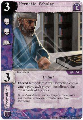 Hermetic Scholar