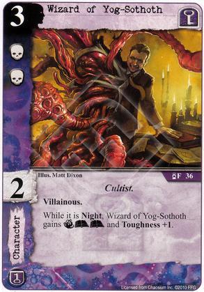 Wizard of Yog-Sothoth
