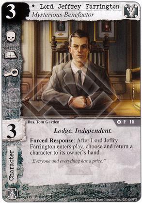 Lord Jeffrey Farrington