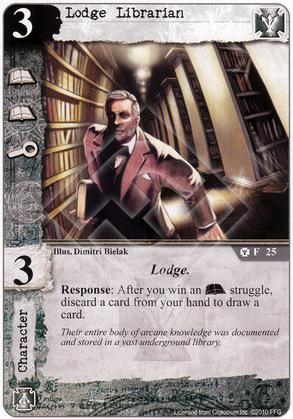 Lodge Librarian