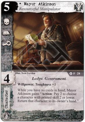 Mayor Atkinson