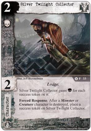 Silver Twilight Collector