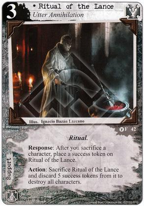 Ritual of the Lance