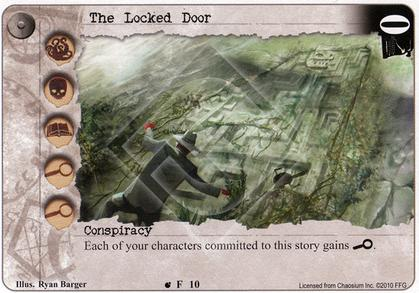 The Locked Door