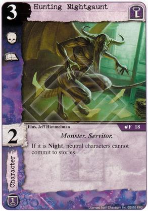 Hunting Nightgaunt