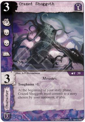 Crazed Shoggoth
