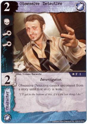 Obsessive Detective