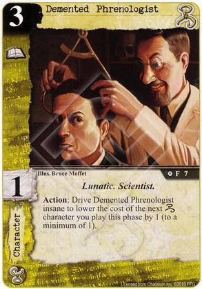 Demented Phrenologist