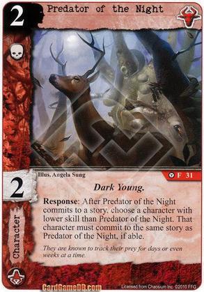 Predator of the Night