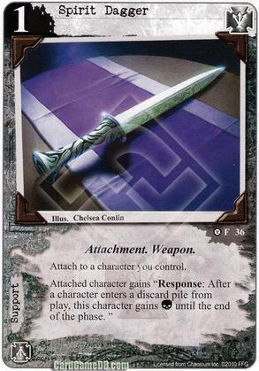 Spirit Dagger