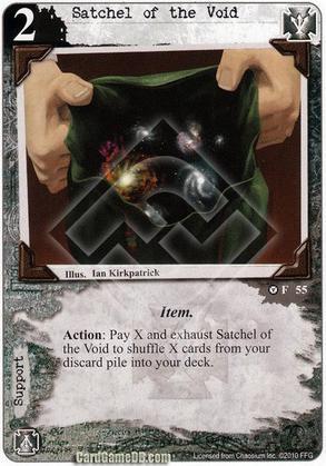 Satchel of the Void