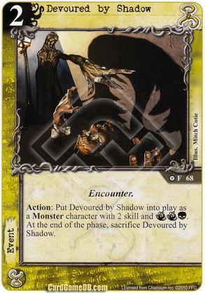 Devoured by Shadow