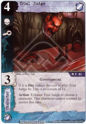 Trial Judge