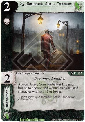 Somnambulant Dreamer