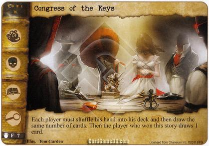 Congress of the Keys