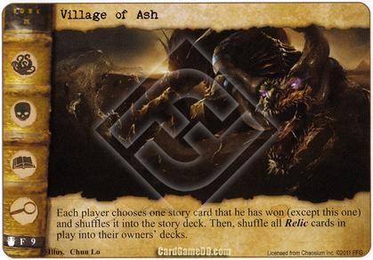 Village of Ash