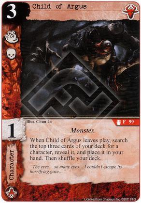 Child of Argus