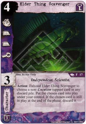 Elder Thing Scavenger
