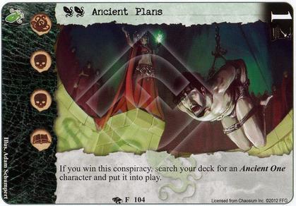 Ancient Plans