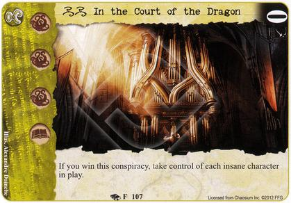 In the Court of the Dragon