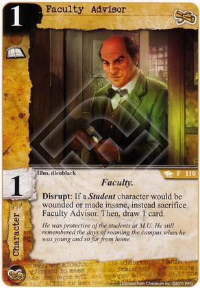 Faculty Advisor