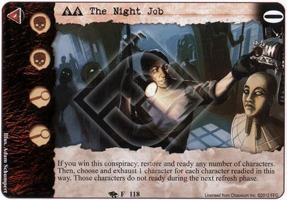 The Night Job