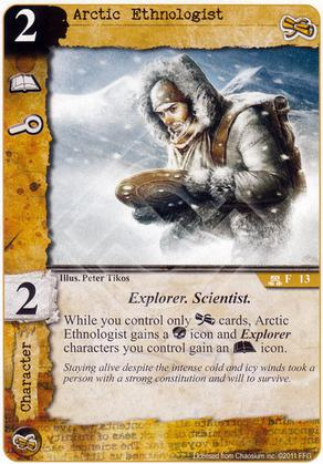 Arctic Ethnologist