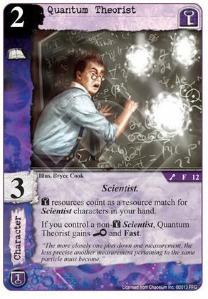 Quantum Theorist