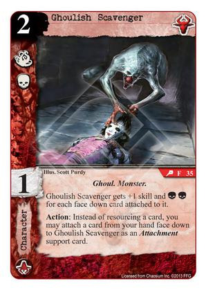 Ghoulish Scavenger