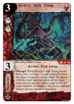 Baleful Dark Young