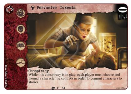 Pervasive Toxemia