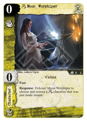 Moon Worshiper