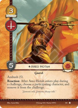 Areo Hotah