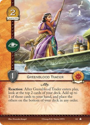 Greenblood Trader