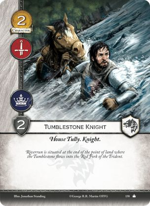 Tumblestone Knight