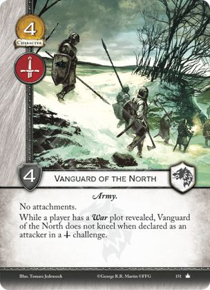 Vanguard of the North