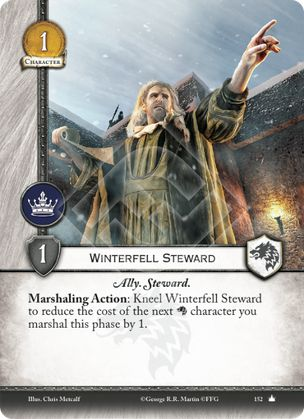 Winterfell Steward