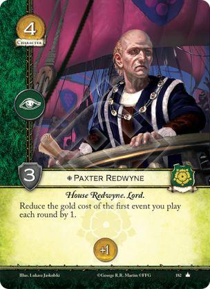 Paxter Redwyne