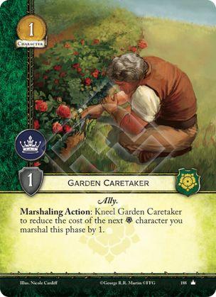 Garden Caretaker