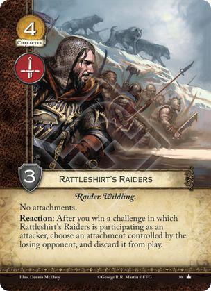 Rattleshirt's Raiders