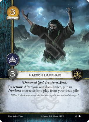 Aeron Damphair